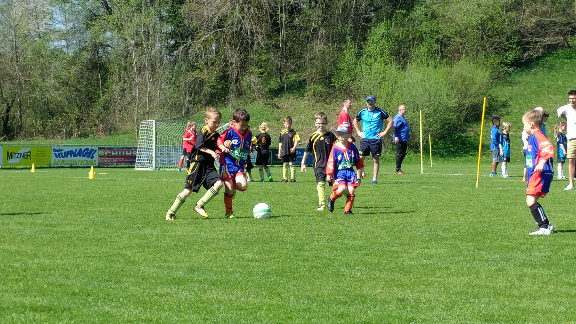 FUSSBALL SOMMERCAMP 2021